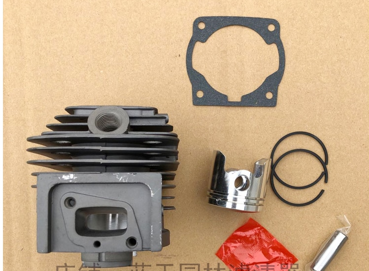 Cylinder Piston kits for 40mm 40-5/430/TL43/TU43 lawn mower CG430 Brush cutter grass trimmer Chinese engine 43cc 52cc  44mm недорого