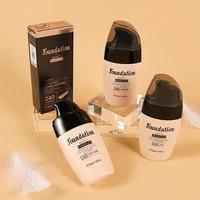 laikou foundation liquid 30ml moisturizing concealer natural makeup foundation paste bb cream cosmetics
