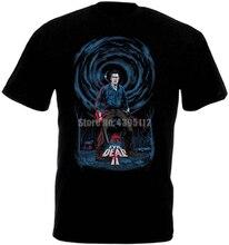 Evil Dead 2 0 cartel de película Horror mujeres camisetas ropa informal estilo hip hop camiseta de las mujeres Humour camisetas O cuello