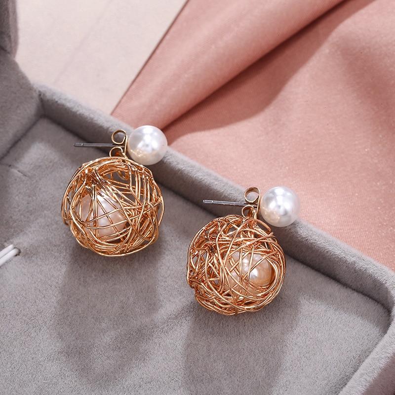 Nova declaração brincos para as mulheres 2020 coreano brincos balançar vintage borboleta brincos moda jóias para dia dos namorados presente