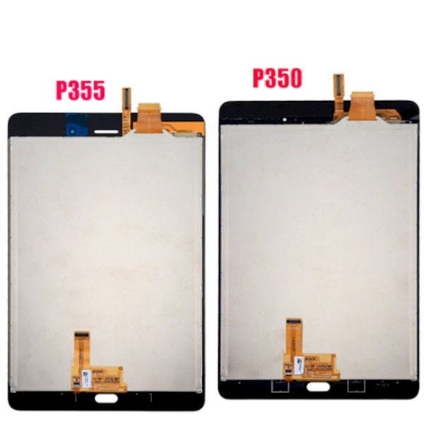 LCD de 8,0 pulgadas para Samsung Galaxy Tab A SM-P350 P350 SM-P355 P355 pantalla LCD Digitalizador de pantalla táctil montaje de cristal + herramientas gratis