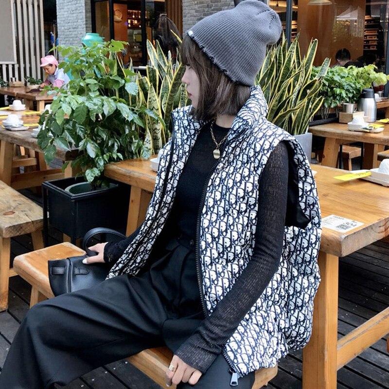 Модный бренд; Сезон осень зима жилет, джинсовая жилетка, жилет с воротником «Мандарин», без рукавов короткое пальто для женщин куртка жилет женский Лидер продаж
