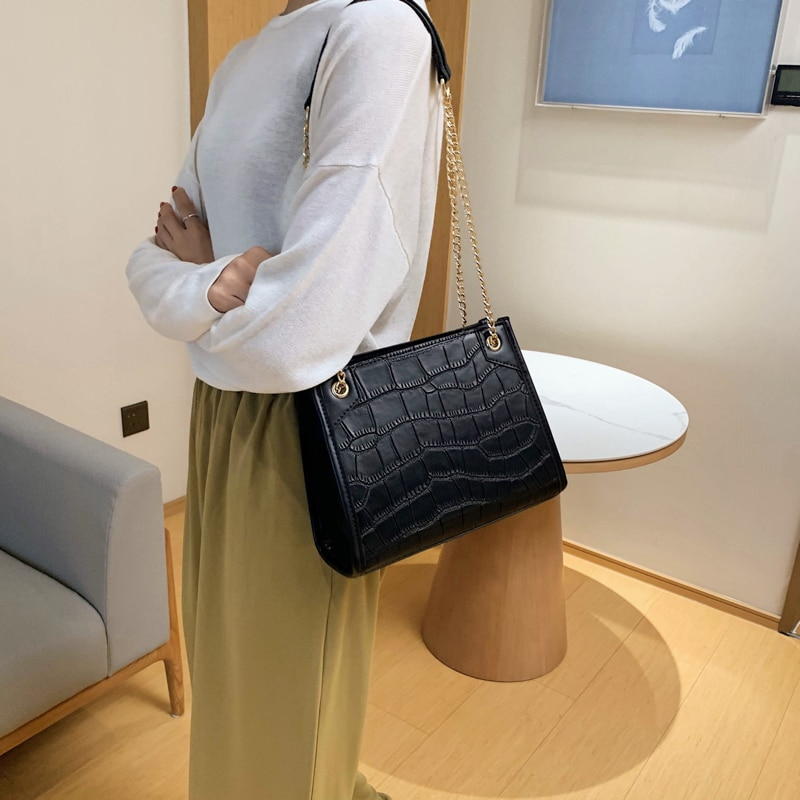 Tamara Large Shoulder Bag Women Travel Bags Leather Pu Quailty Bag Female Luxury Handbags Women Bags Designer Sac A Main Femme