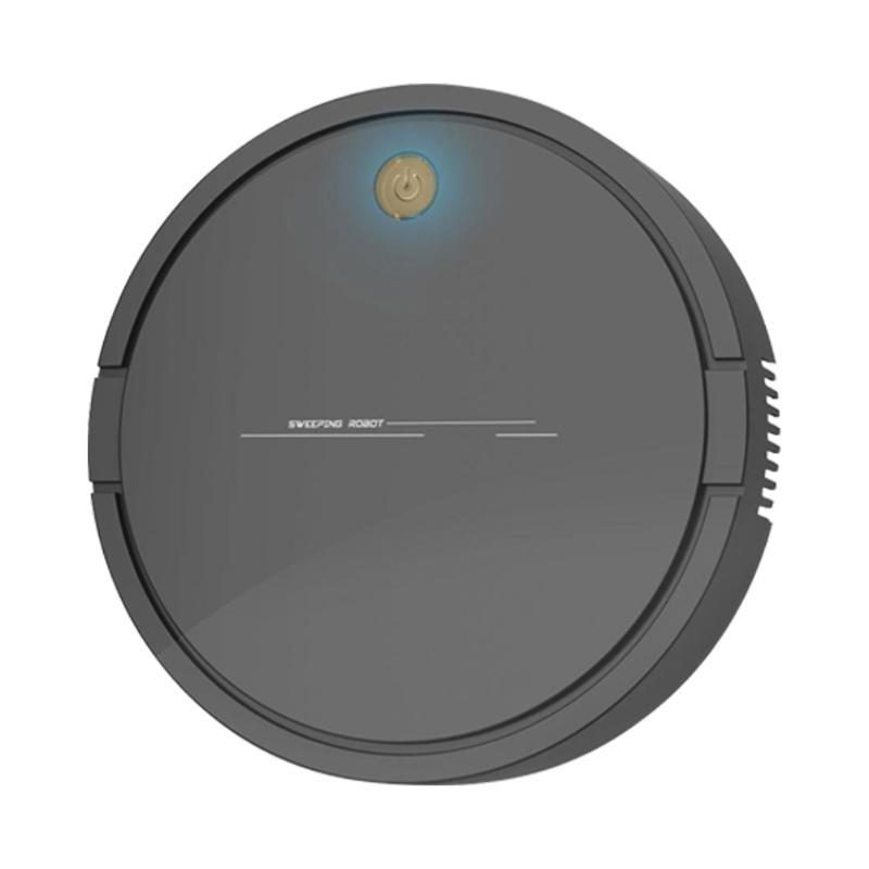 ALLOET-DA628 مكنسة كهربائية ذكية للروبوت ، روبوت تنظيف منزلي لاسلكي ، مكنسة غبار وشعر USB
