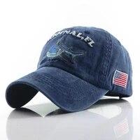 Casquette de Baseball pour hommes et femmes  6 couleurs  en coton delave  chapeau ajuste  retro  os  Gorra  vente en gros  100