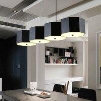 nordic industrial lamp hanging lamp iron  restaurant bedroom hanglamp deco chambre hanging lamp