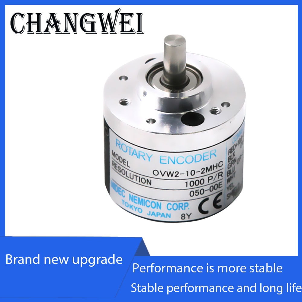 OVW2-06-2MHT internal secret control encoder 01-2MHC 10-2MHT 1024-02-36-20-25-2MD