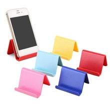 Holder For Phones Universal Candy Mobile Phone Accessorie Portable Mini Desktop Stand Table Cell Pho
