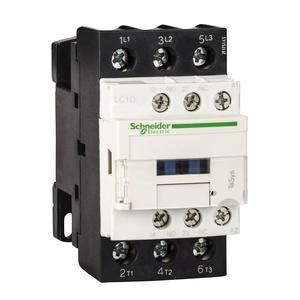 LC1-D32Q7C LC1D32Q7C LC1D32Q7 TeSys D contactor - 3P(3 NO) - AC-3 - <= 440 V 32 A - 380 V AC 50/60 Hz coil