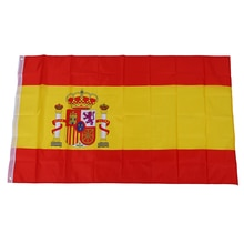 150x90 cm spanisch flagge