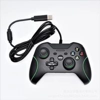 usb wired consoles for xbox one controller gamepads for xbox one slim control pc windows 7 8 10 mando joystick