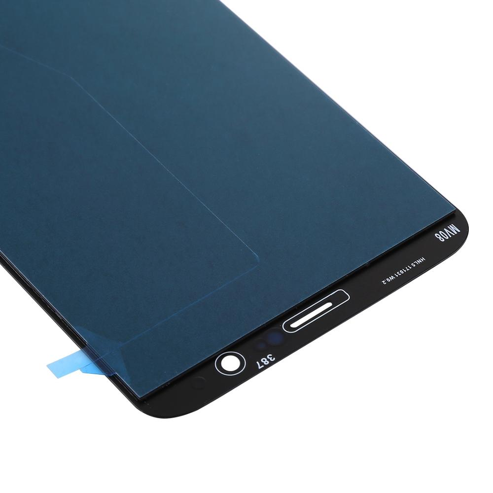 For OnePlus 5T LCD Screen and Digitizer Full Assembly(Black) enlarge