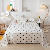 elastic sheets cartoon print bed cotton bed cover bedspread double bed elastic band sheets couple sheets 150