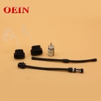 oilfuel cap oilfuel filter oilfuel pipe kit for chinese 4500 5200 5800 garden chainsaw replacement parts