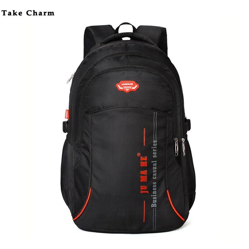 الرجال على ظهره السفر في الهواء الطلق جودة سعة كبيرة الترفيه التخييم تسلق الجبال الذكور حقيبة الشباب طالب الرياضة حقيبة حقيبة لابتوب