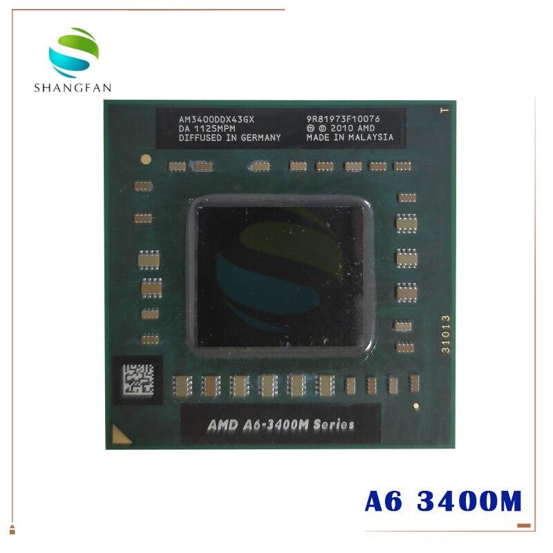 Ноутбук AMD Ноутбук Процессор A6-3400M 1,4 Ghz/4M гнездо FS1 A6 3400M AM3400DDX43GX