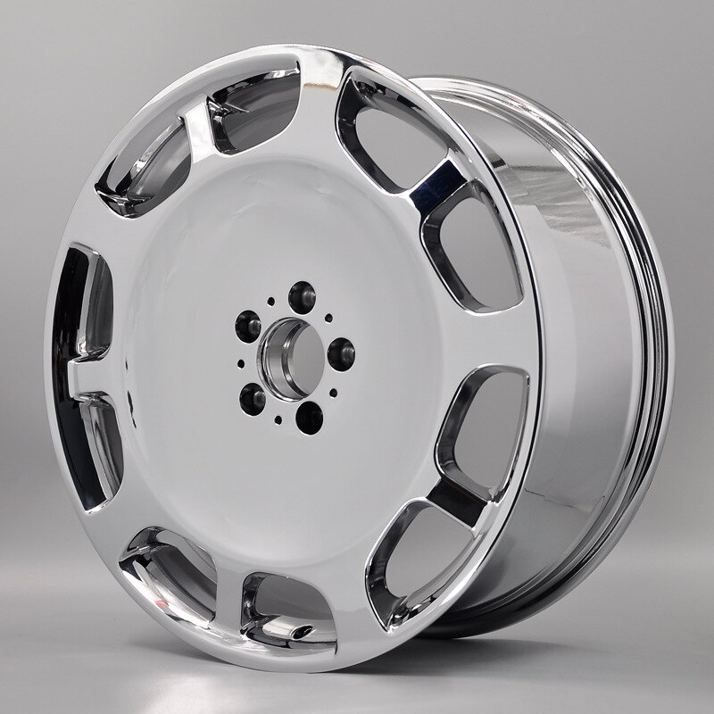 Apropriado para s-class s600 sclass carro modificado roda bolo 18-19-20 polegadas dianteiro e traseiro correspondência