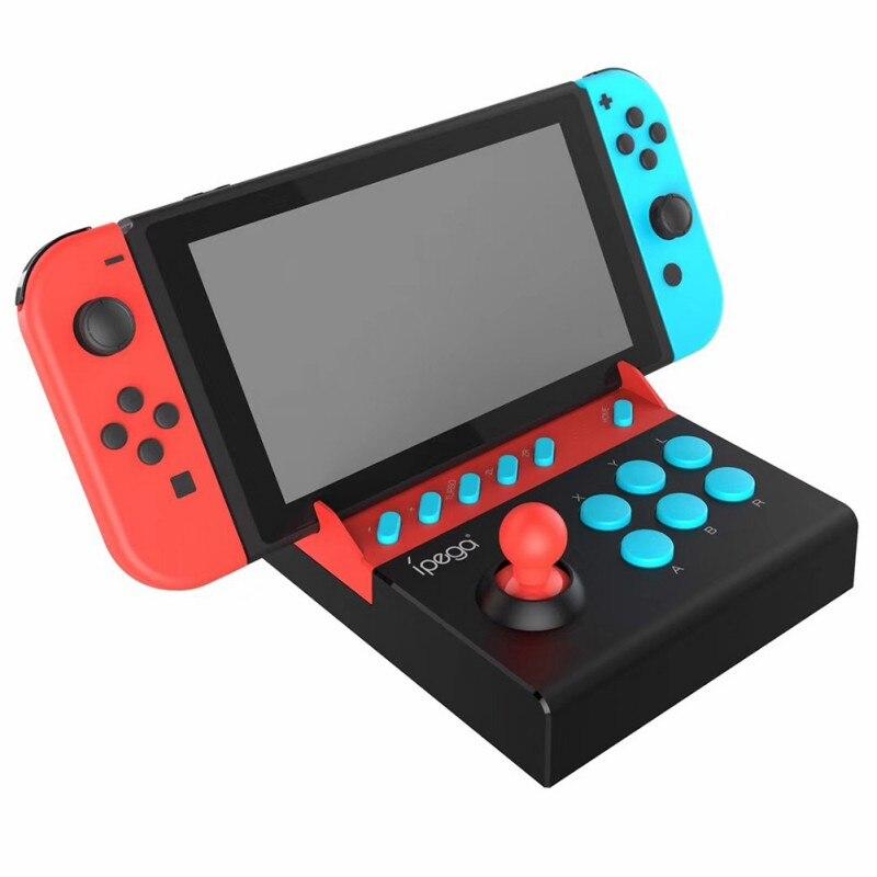 Controle joystick para nintendo switch, joystick de controle único, joystick para console de jogos, drop shipping
