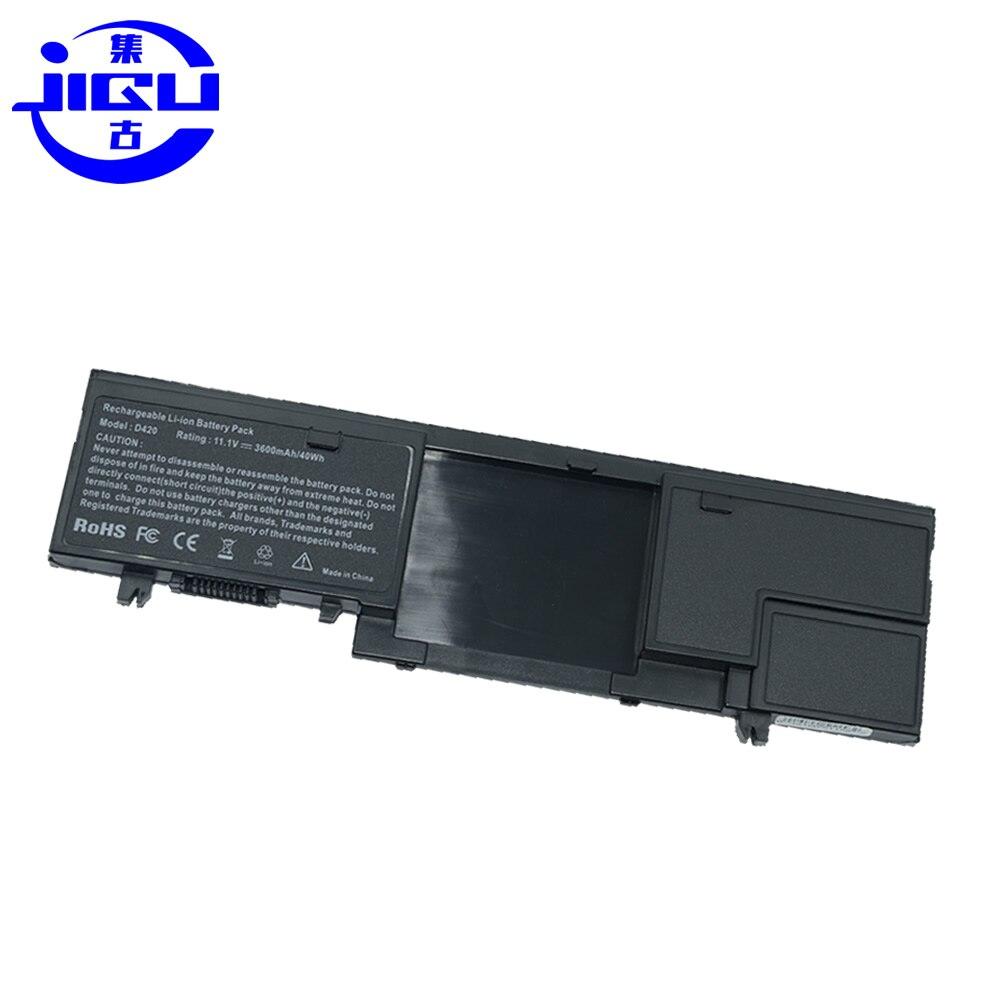 JIGU nueva batería del ordenador portátil para Dell 312-0445, 451-10365 FG442 GG386 JG166 JG168 JG176 JG181 JG768 JG917 KG126 latitud D420 D430