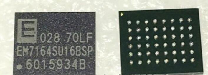 EM7164SU16BSP-70LF BCM6338KFB LE9530CETC C87BT ACPL-C87BT ICS307M-02LF