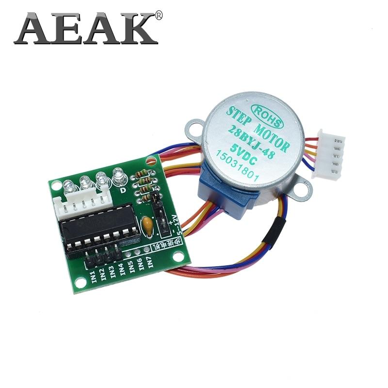 1 комплект смарт-электроники AEAK 28BYJ-48, 5