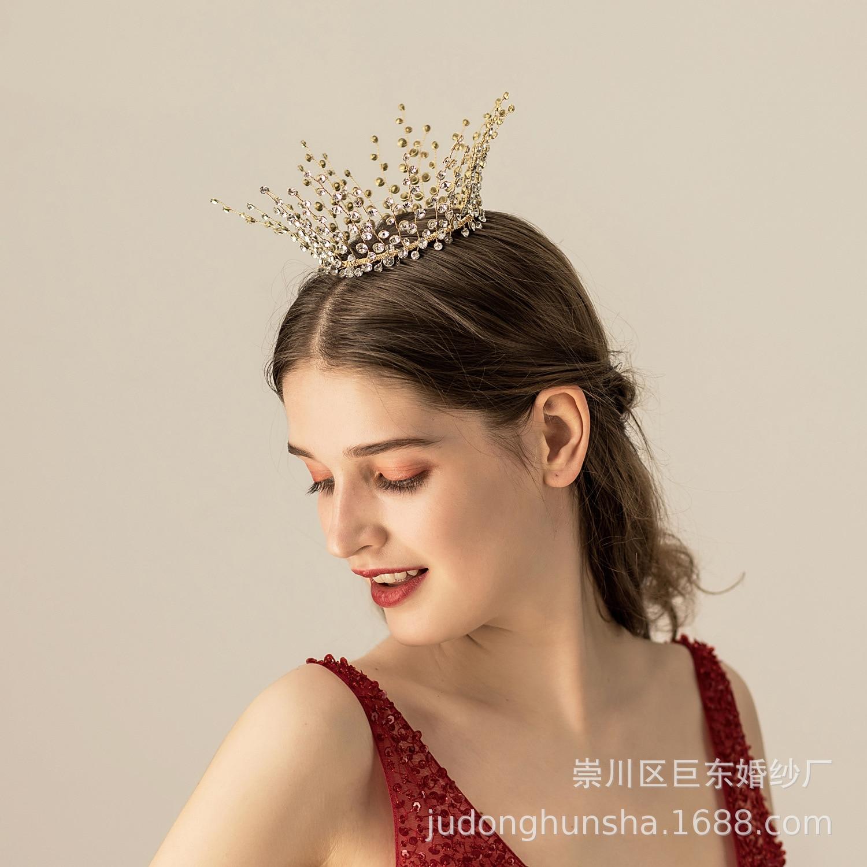 Nueva Corona de novia hecha a mano de o57. tiara de novia tiara de boda