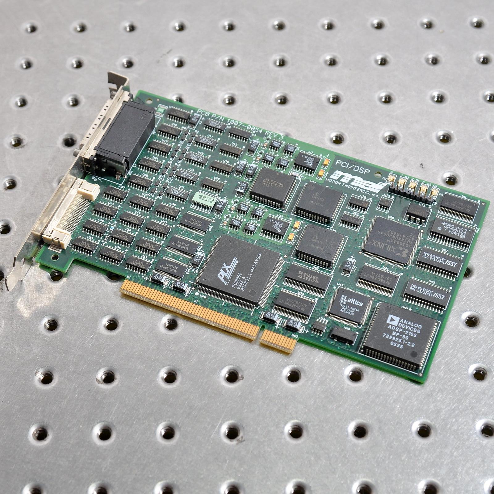 PCI/DSP PCB P/N 1007-0054 REV.3 Motion control card Servo card