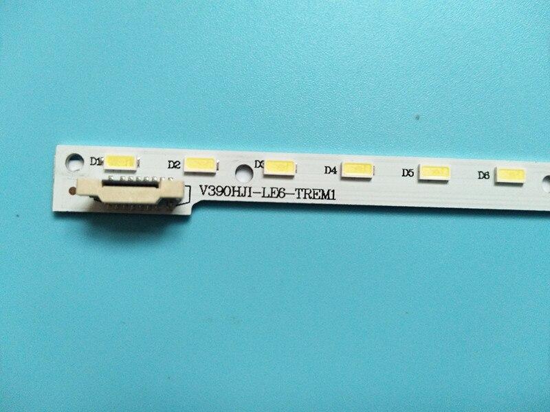 5 أجزاء/وحدة V390HJ1-LE6-TREM1 الأصلي بقعة 48LED 490 مللي متر 100% جديد