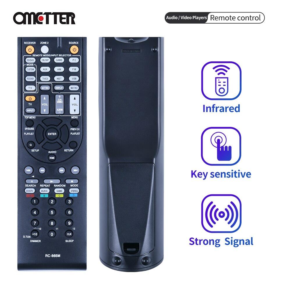 Suitable for Onkyo AV receiver RC-865M remote control TX-NR525 TXNR525