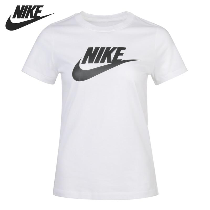 Original Neue Ankunft NIKE NSW T ESSNTL ICON FUTUR frauen T-shirts kurzarm Sportswear