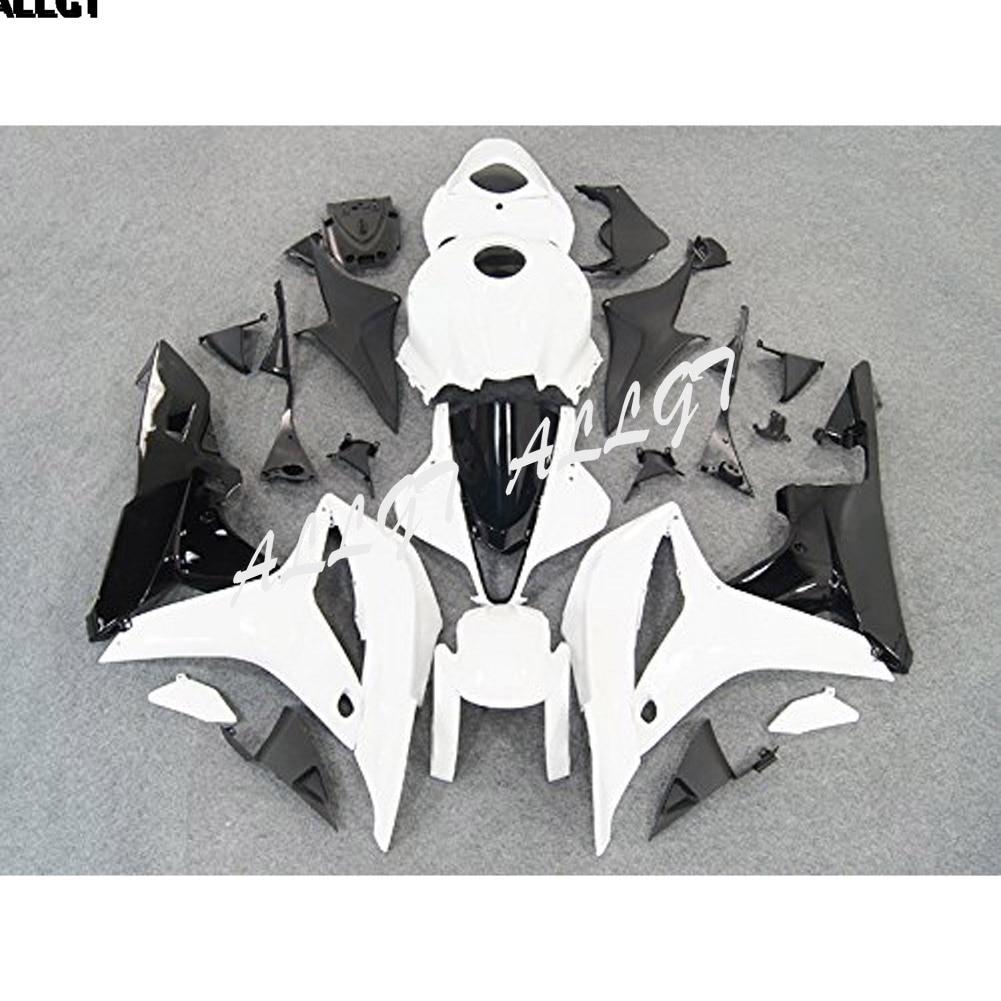 Negro ABS molde de inyección de plástico Kits de carenado para motocicleta del mercado de accesorios de carrocería Marco para 2007 Honda 2008 CBR600RR F5
