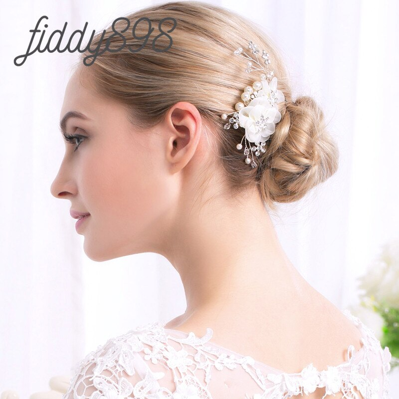 Accesorios para el cabello de boda, peines para el cabello de boda...