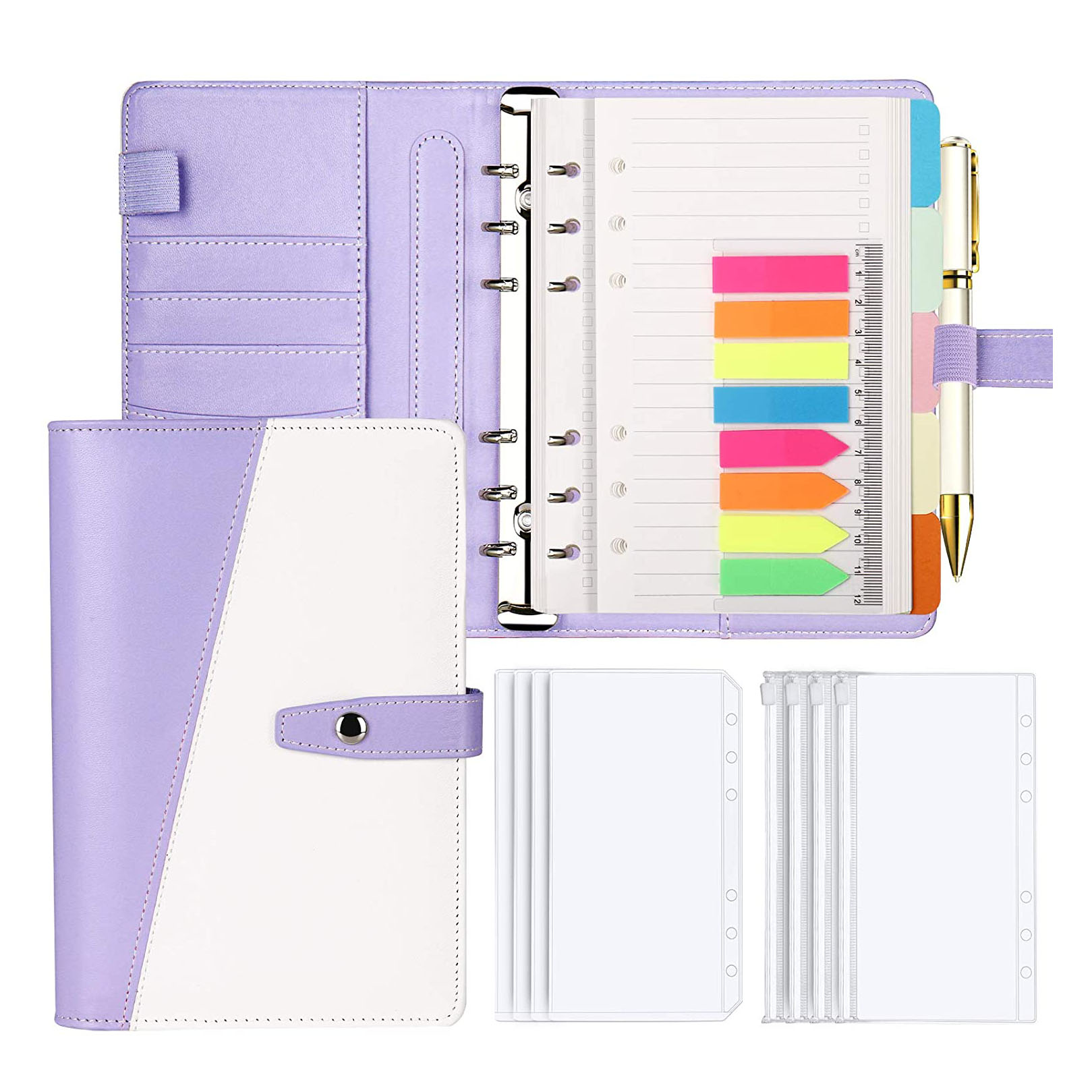 mini portable handy money counter for most currency note bill cash counting machine eu v40 financial equipment A6 Budget Binder Money Organizer for Cash, Portable Money Saving Binder, Binder Cover with Zipper Pockets, Colorful Dividers