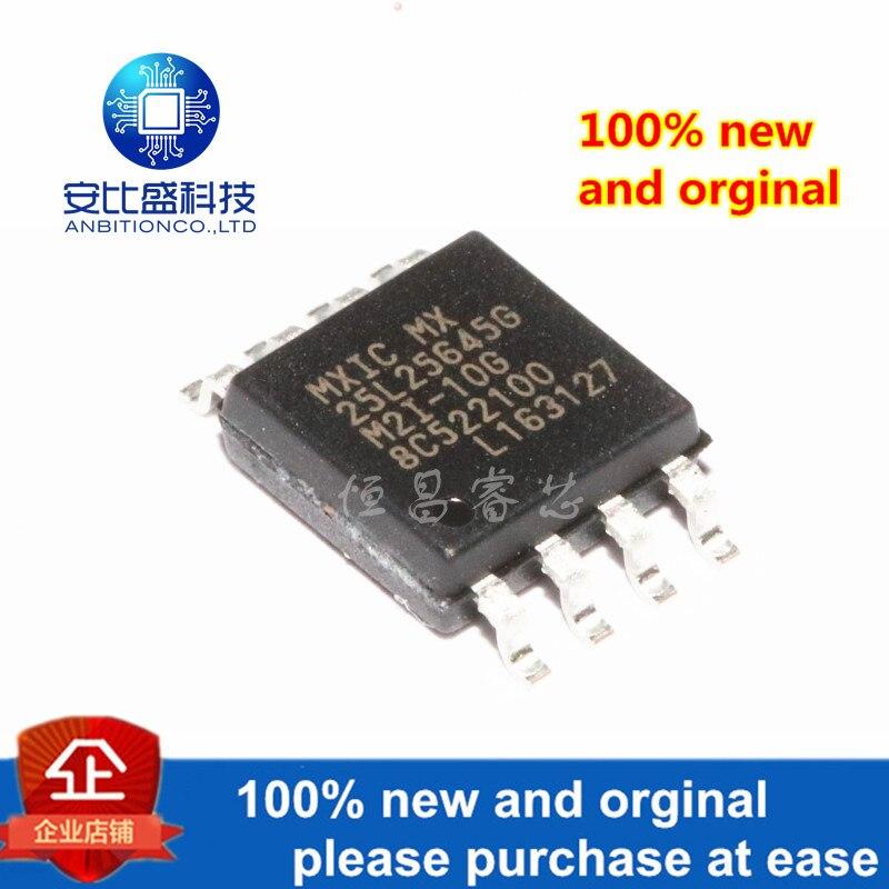 1 шт. 100% новый и оригинальный MX25L25645GM2I-10G шелкография 25L25645GM2I-10G 256 Мбит в наличии