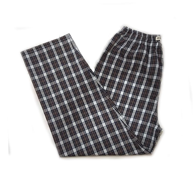 Отличная цена! Летняя пижама в стиле унисекс, Хлопковые Штаны для сна и отдыха, мужские бриджи, Мужская одежда для сна, хлопковая ткань