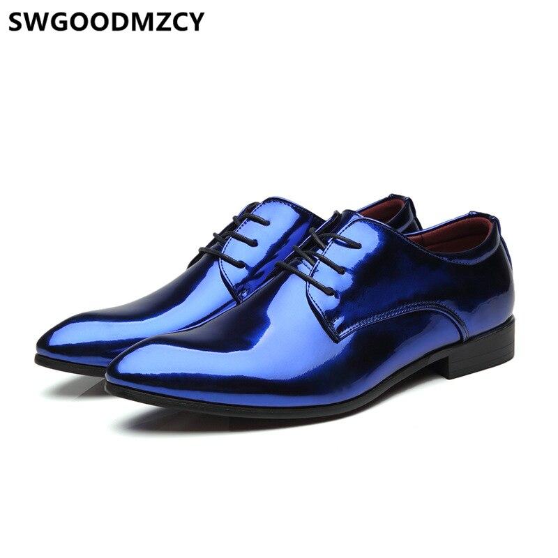 Zapatos italianos Oxford para Hombre, calzado De boda, formales, 남자 자
