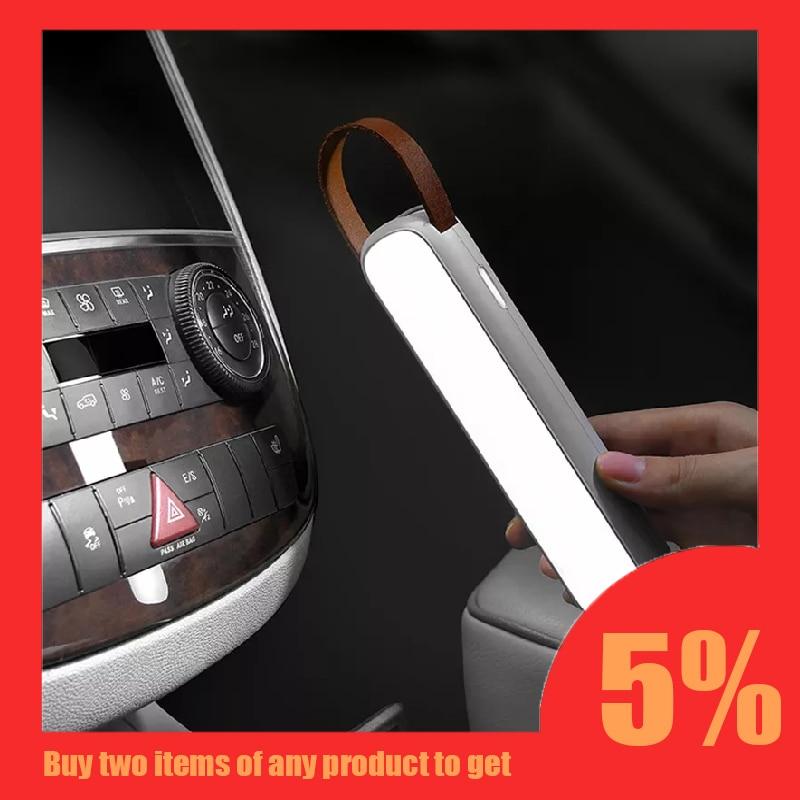 Baseus الشمسية سنادات بالسيارة ضوء الطوارئ متعددة الوظائف مصباح يدوي مخصص للإضاءة في الهواء الطلق تحذير ضوء التخييم ضوء