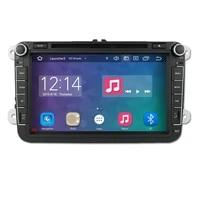 kanor 2 din 8inch touch screen android 10 464g car dvd radio player for vw magotan caddy passat golf tiguan touran jetta