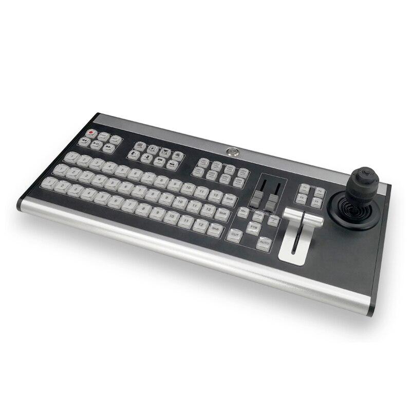 Guide switch panel vmix software guide keyboard ty-1500hd