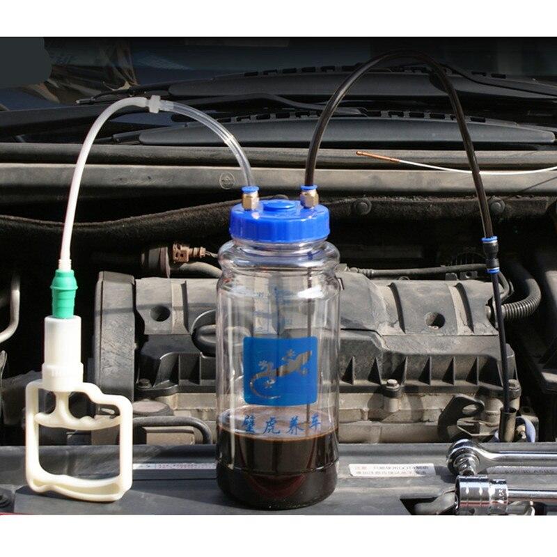 Universal 2L New Oil Change Artifact Manual Pumping Suction Oil Pump Artifact Negative Pressure Pump Vacuum Maintenance Tool