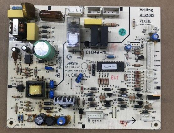 100% جديد/C1046-ML لوحة دوائر كهربائية للثلاجة