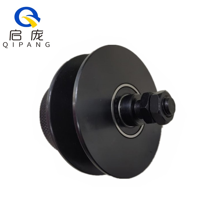 Apply to 1-13mm wire adjustable width guide roller guide wheel for winding machine enlarge