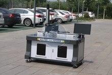 China Jinan AccTek fiber lazer incision milling machine AK6090F with economic configuration