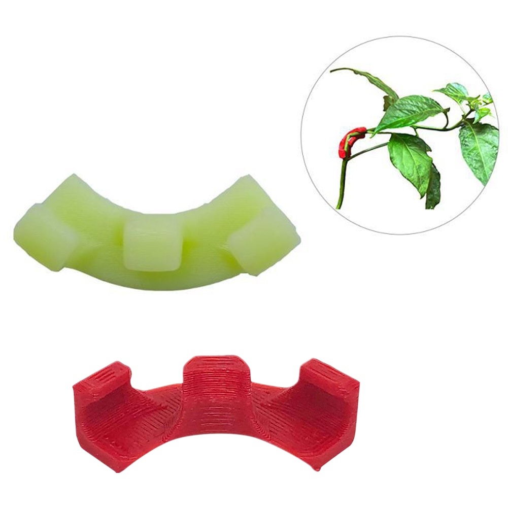20/30Pcs Growing Control Clips Training Holder Clips Garden Supplies 90 Degree Plant Bender Low Stress Training Plant Clips