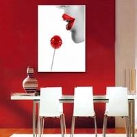 Sweet Kiss     toile dart imprimee  affiche de peinture  images murales imprimees pour la decoration de la maison  decor mural  Art 180302055