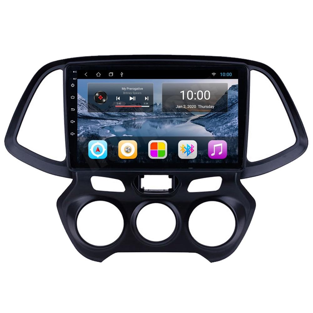 RoverOne para Hyundai Santro Atos 2018 Android 9,1 Autoradio coche Bluetooth reproductor Multimedia Radio navegación GPS unidad de cabeza