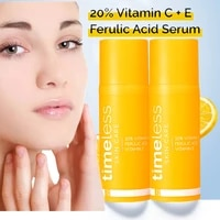 timeless skin care 20 percent vitamin c plus e ferulic acid serum oil control hydrating vitamin c essence 1 fl oz pack of 2