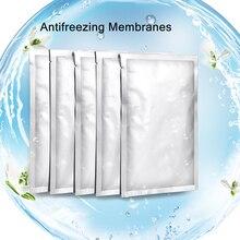 Membrane danti gel de 10 pièces pour le corps danti Cellulite de Machine de congélation amincissant la thérapie de Cryolipolysis de gel de Lipo de perte de poids