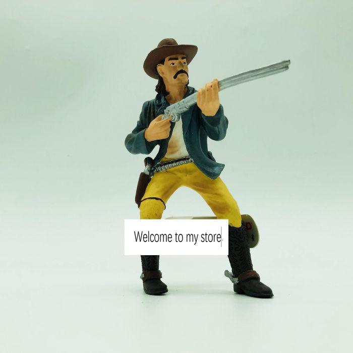 PVC figura muñeca modelo cazador de juguete