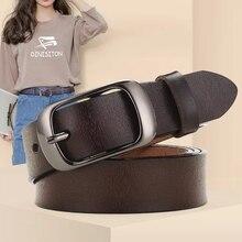 PKWYKLRE Luxury ladies belt fashion alloy women luxury chain belt women leather belt new fashion pin